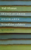 Walt Whitman. Leaves of Grass. Grasbladen