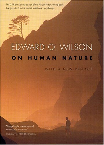 Edward O. Wilson. On human nature